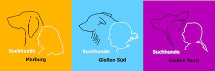 Suchhunde Mittelhessen